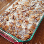 Easy Cinnamon French Toast Bake