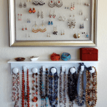 Jewelry Organizer DIY Project