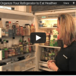 How To Organize Your Refrigerator For Healthier Eating