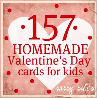 valentines day card kids