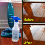 How To Make a Natural Floor Cleaner