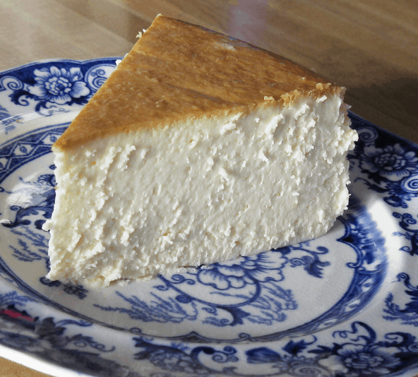 New York Cheesecake Recipe - Our Home Sweet Home