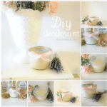 Make Your Own Lavender and Rose Deodorant