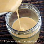 Homemade Sweetened Condensed Milk Recipe