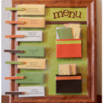 The Ultimate Menu Board For Easy Meal Planning