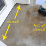 How To Make a Concrete Patio Cleaner That Works