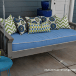 How To Build a Hanging Daybed Swing