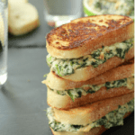 How To Make Delicious Spinach and Artichoke Melts