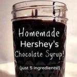 How To Make Homemade Hershey's Chocolate Syrup