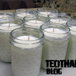 How To Make Your Own 50 Hour Candles