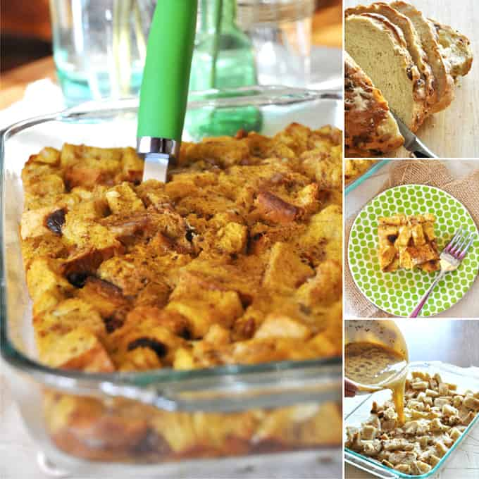 Pumpkin French Toast Bake Recipe - Our Home Sweet Home