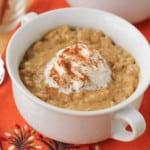 Pumpkin Sweet Brown Rice Pudding Recipe