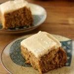 Salted Caramel Pumpkin Cake Recipe