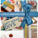 24 Cute and Incredibly Useful Gift Wrap Ideas