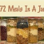 472 Easy Meals In a Jar To Save Time and Money