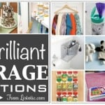 50 Brilliant and Easy Storage Ideas For Your Home