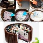 The Ultimate Candy Shop Ice Cream Cake Recipe