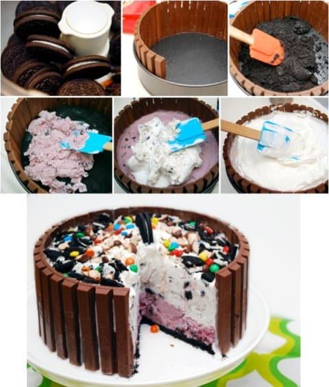 The ultimate ice cream cake recipe