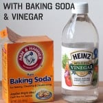 Baking Soda and Vinegar Hair Care Recipe