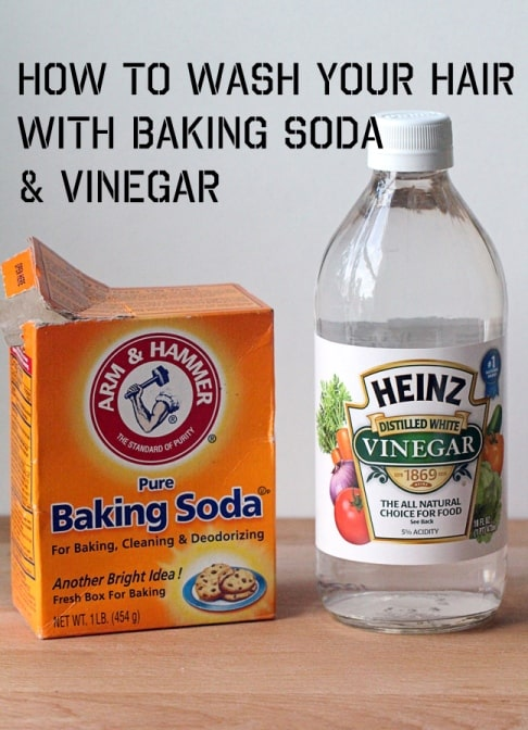 Baking Soda And Vinegar Hair Care Recipe Our Home Sweet Home