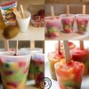 fresh fruit pops
