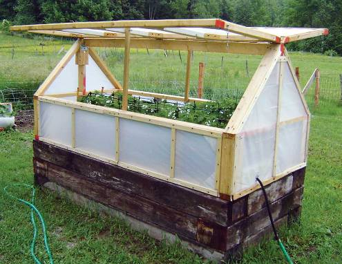 How To Make Your Own Inexpensive Mini Greenhouse Our
