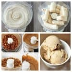 How to Make a Healthy Banana and Almond Butter Ice Cream