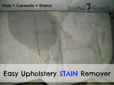 how to easily remove stains from your car upholstery our home sweet home. Black Bedroom Furniture Sets. Home Design Ideas
