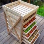 How to Build a Food Storage Shelf