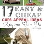 17 Amazingly Easy (and Inexpensive!) Curb Appeal Ideas