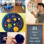 31 Clever Ideas for Teaching Kids at Home