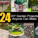 24 Easy Garden Projects You Can Make