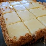 Delicious and Creamy Lime Squares Recipe