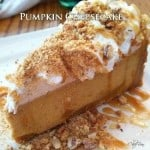 Delicious Pumpkin Cheesecake Recipe