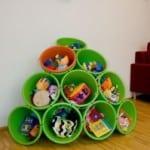 10 Amazing Storage Ideas for Children's Toys
