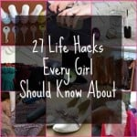 27 Things Every Girl Should Know About