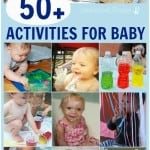 50+ Sensory Play Activities For Babies