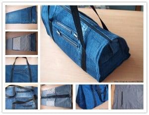 Jeans-Bag
