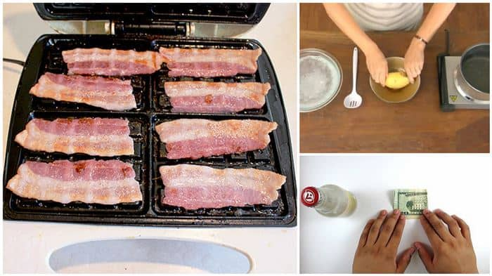8 Speedy Kitchen Hacks You Probably Don't Know About