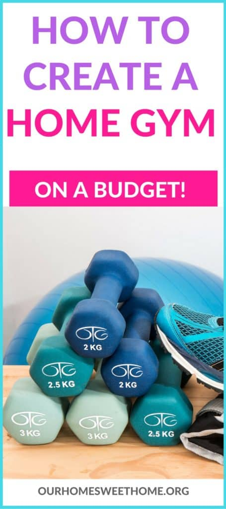 How To Create a Home Gym on a Budget - 7 essentials for women