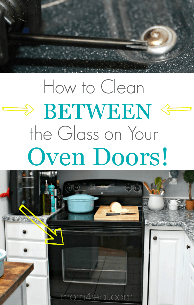 Cleaning Between The Glass On Your Stove Door Our Home Sweet Home
