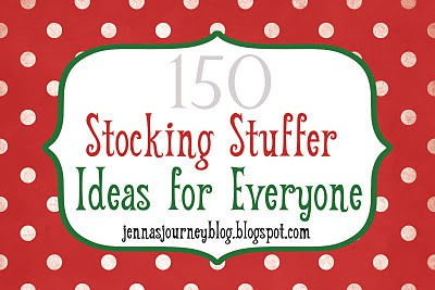150 stocking stuffer ideas for everyone
