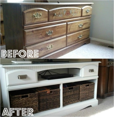 dresser-TV