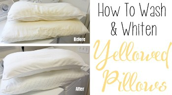 Yellowed Pillows