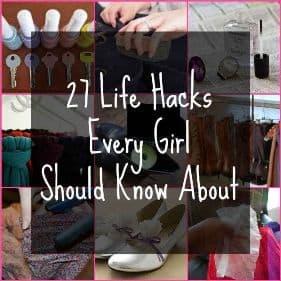 buzzfeed girl hacks