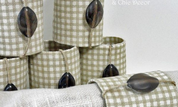 Beautiful Paper Roll Crafts For Fall