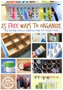 25-Free-Ways-to-Organize-Your Home
