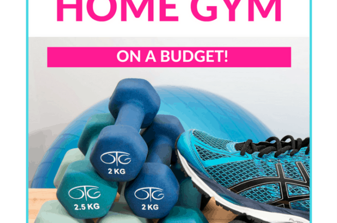 How To Create a Home Gym On a Budget (The 7 Essentials For Women)