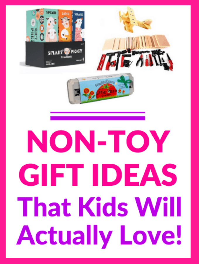 Non-Toy Gift Ideas That Kids Will Actually Love