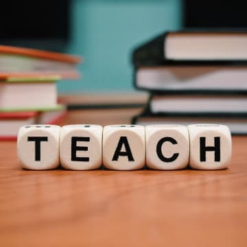 Work from home teaching job , teach blocks